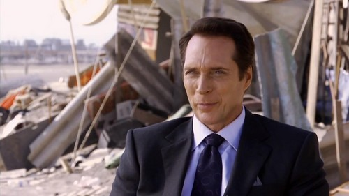 William Fichtner দেওয়ালপত্র containing a business suit and a suit called Elysium