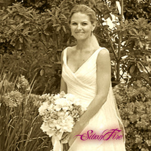 Emma as Neal's Bride/Wife