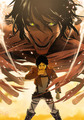 Eren Jeager - shingeki-no-kyojin-attack-on-titan photo