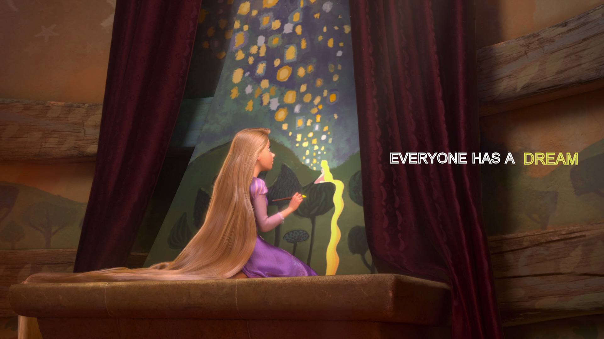 Everyone has a dream