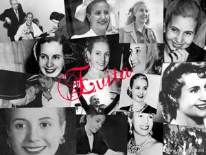 Evita Collage