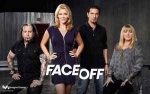 Face Off Judges & Hostess