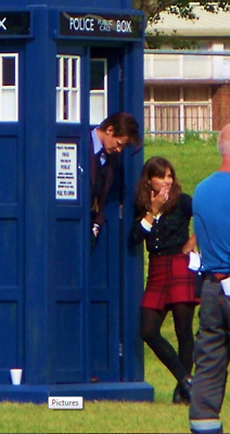 Filming The Christmas Special (10/09/13)