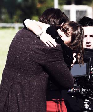 Filming The 크리스마스 Special (10/10/13)
