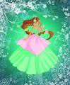 Flora Harmonix Dress.
