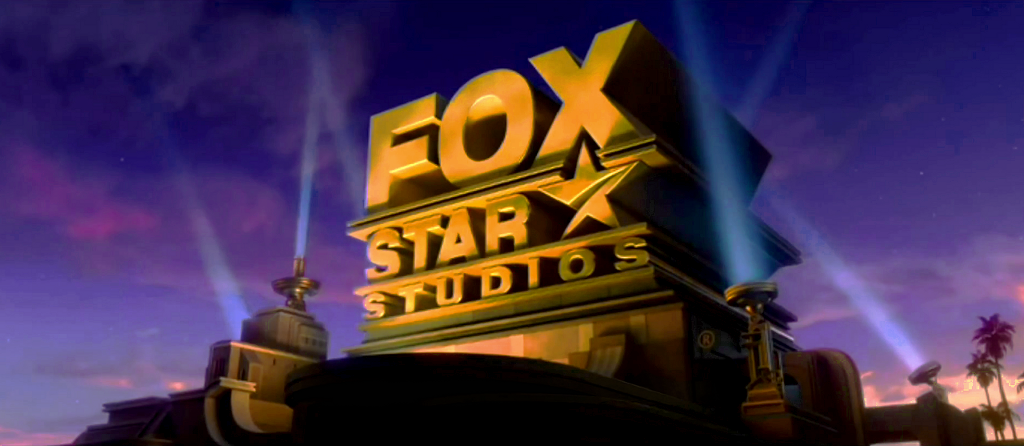 Twentieth Century Fox Film Corporation Fox STAR Studios 2013 logo