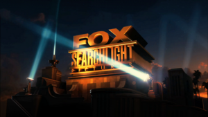 cáo, fox Searchlight Pictures 2013 logo