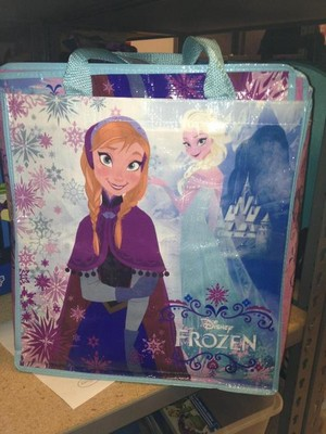 frozen disney Store bag