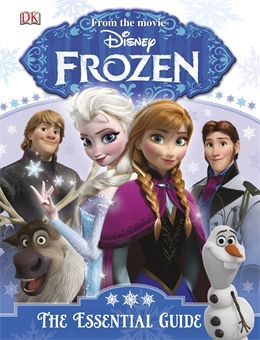 Lettre au Père Noël - Page 2 Frozen-The-Essential-Guide-disney-princess-35539559-260-340