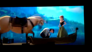 ফ্রোজেন Trailer Screencaps