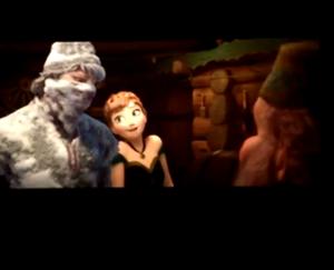 겨울왕국 Trailer Screencaps