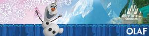Nữ hoàng băng giá UK Disney Store Online Banners
