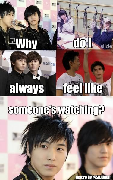 Super Junior Funny Suju