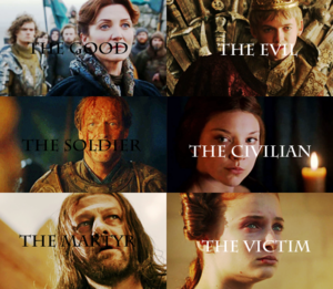 Game of Thrones ; This is war