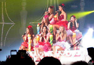 Girls Generation show, concerto 130914