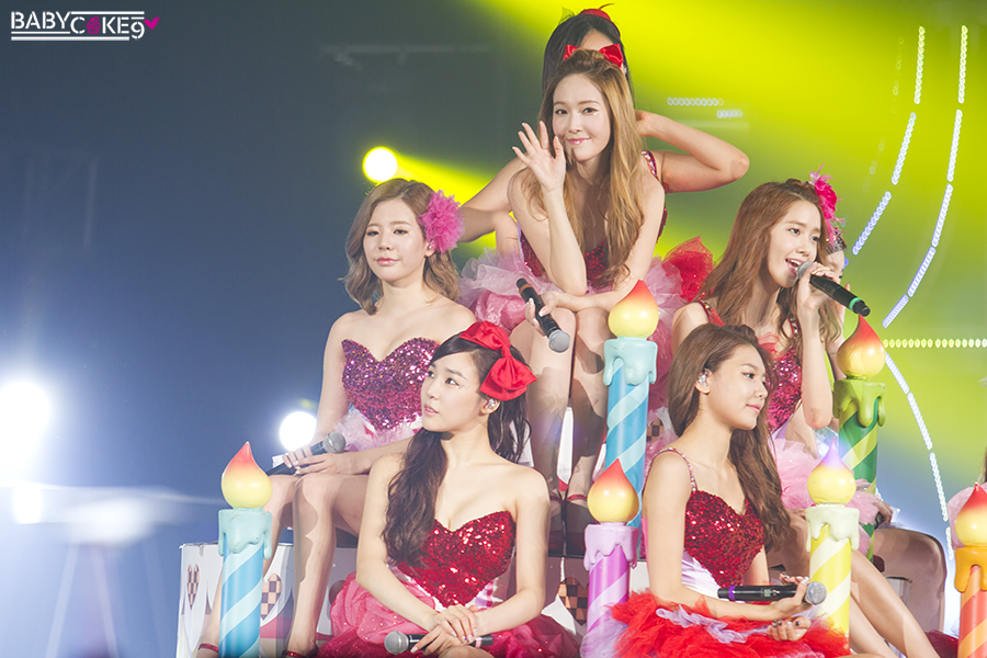 Girls Generation Conce...