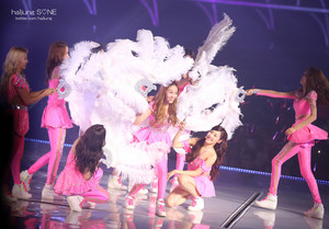 Girls Generation konzert 130914