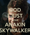 God I Just Love Anakin Skywalker - anakin-skywalker photo