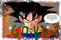 Goku - goku fan art