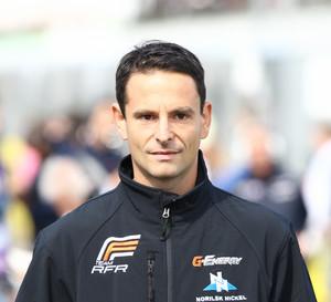 Gregoire Akcelrod (FRA), Commercial Director of Sebastien Loeb Racing