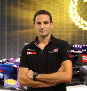 Gregoire Akcelrod (FRA), Commercial Director of Sebastien Loeb Racing in Doha