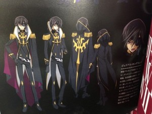 Guess Who Is Still Alive: Code Geass Lelouch Lamperouge