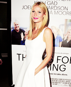 Gwyneth Paltrow at the Thanks For Sharing Premiere, Sep 16, 2013.