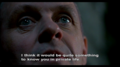 Hannibal's confession - dr-hannibal-lecter-and-clarice-starling photo