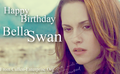 Happy Birthday,Bella - bella-swan photo