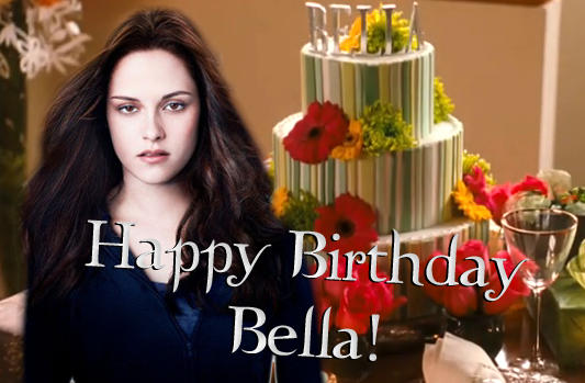 Happy Birthday,Bella