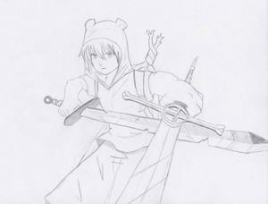 He's A Swordsmaster