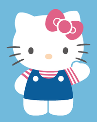 Cats Images Hello Kitty Logo Wallpaper And Background Photos 35554671