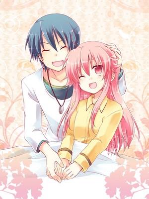 Hinata & Yui. ~