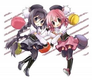 Homura & Madoka