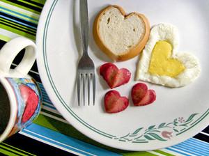 Hora de desayunar amor