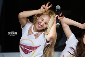 Hyoyeon show, concerto 130914