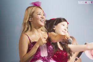 Hyoyeon konsert 130914