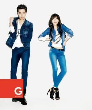 hyuna (4Minute) - G oleh Guess