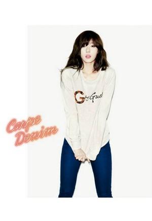 Hyuna (4Minute) - G kwa Guess