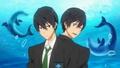If Haruka had a twin