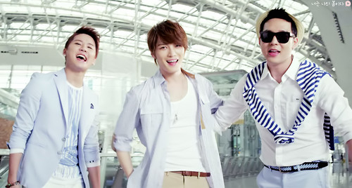 JYJ wallpaper titled JYJ - 'Only One' M/V