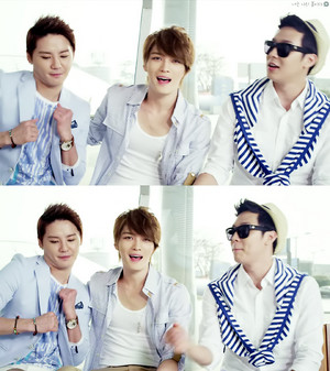 JYJ - 'Only One' M/V