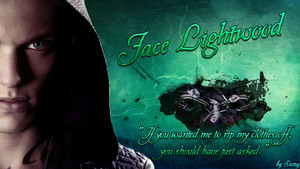 Jace Lightwood 바탕화면