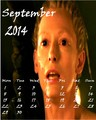 Jadis calender 2014 which I am making