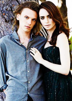 Jamie & Lily ♥