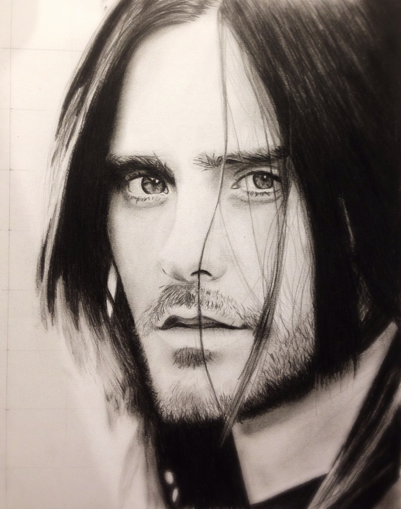 Jared Leto Drawing