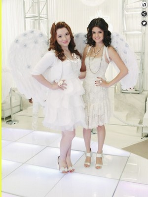 Jennifer and Selena