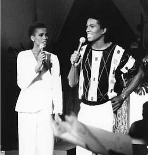 Jermaine and Whitney