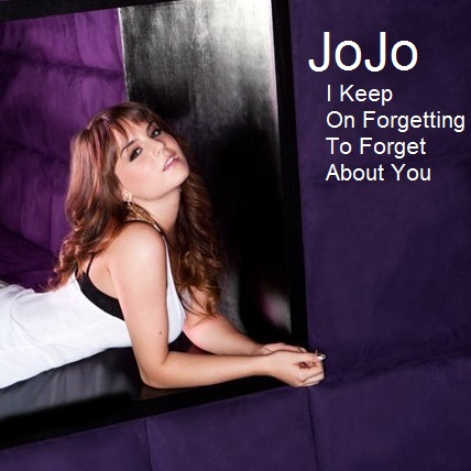 JoJo Levesque wallpaper possibly with attractiveness, a leotard, and a portrait entitled JoJo - I Keep On Forgetting To Forget About You