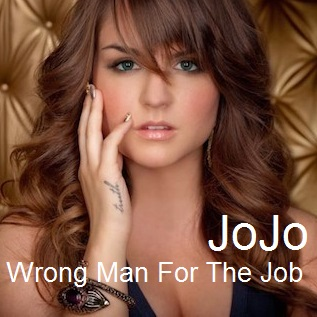 JoJo Levesque वॉलपेपर with a portrait titled JoJo - Wrong Man For The Job
